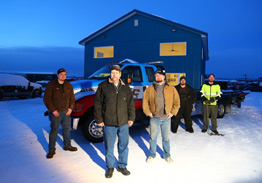 Meet The Interior Towing And Recovery Team Life Long Alaskans